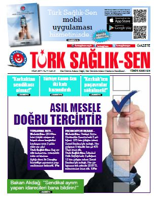 Gazete TSS - 61. Sayı