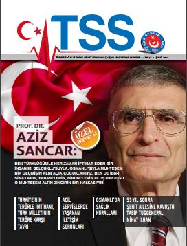 Türk Sağlık Sen Dergisi 31. Sayı