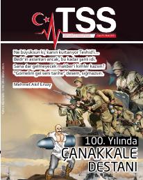 Türk Sağlık Sen Dergisi 29. Sayı