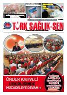 Gazete Türk Sağlık-Sen 69. Sayı