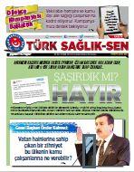 Türk Sağlık Sen Gazetesi 67. Sayı
