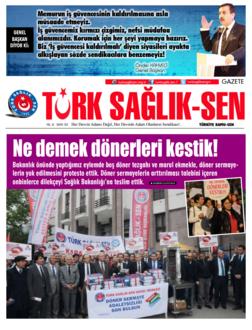Gazete Türk Sağlık Sen - 53. Sayı