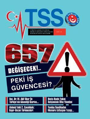 Türk Sağlık Sen Dergisi 30. Sayı