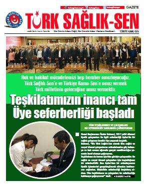 Gazete TSS - 60. Sayı